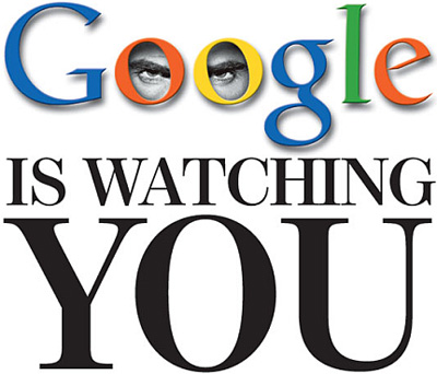 GoogleWatchingYou